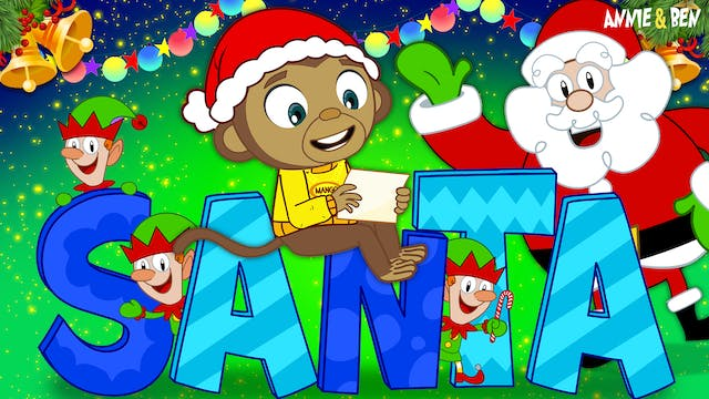 Annie & Ben - Santa Was His Name O