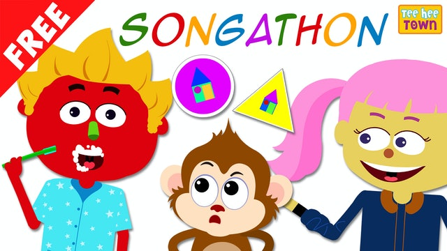 Len And Mini's Songathon