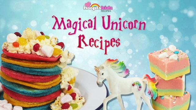 Magical Unicorn Recipes
