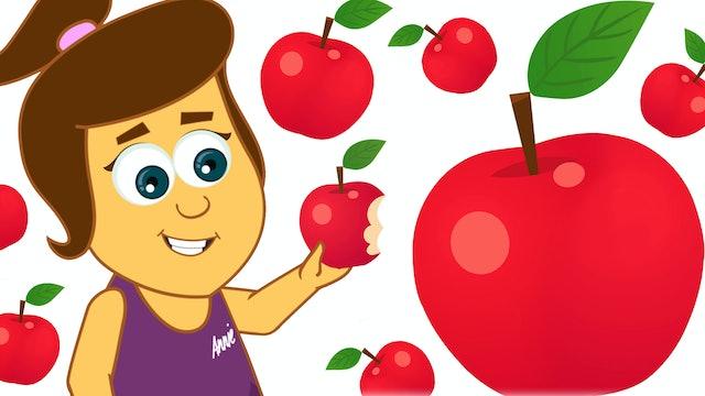 HooplaKidz - The Apple Song