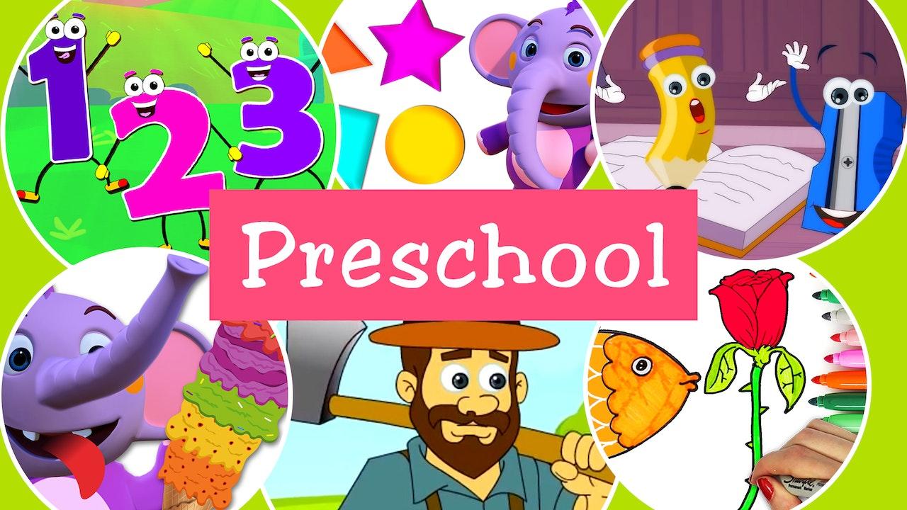 PRESCHOOL (35 Videos)