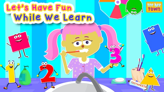 Teehee Town - Let's Have Fun While We Learn