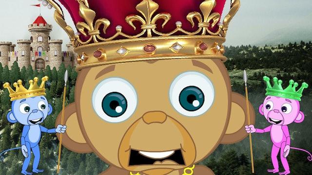 Giant King Mango And His Kingdom