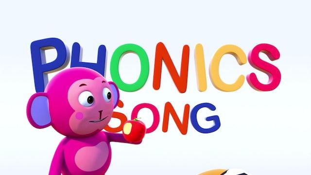 All Babies Channel - ABC Phonics (Hip-Hop)