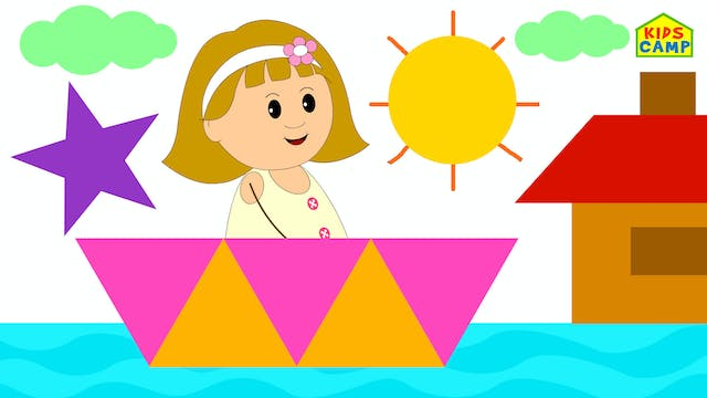 KidsCamp - Learn Shapes With Elly's N...