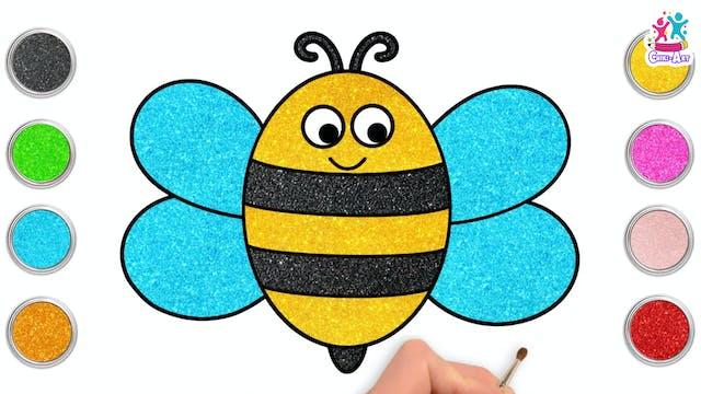 Chiki Art - Bee