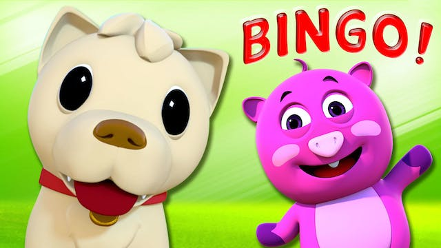 The Bingo Song (3D)