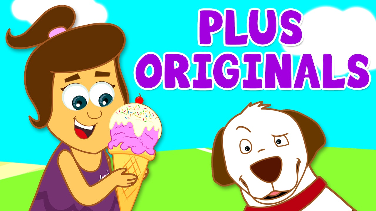 PLUS ORIGINALS (62 Videos)