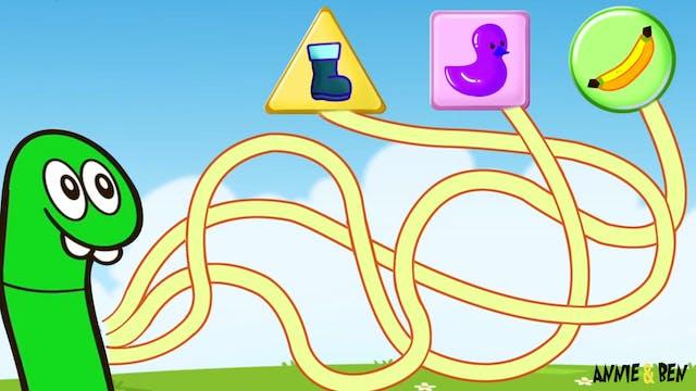 Annie & Ben - Maze Game