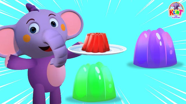 Kent The Elephant - Jelly On The Plate