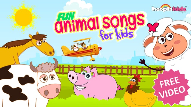 Fun Animal Songs for Kids