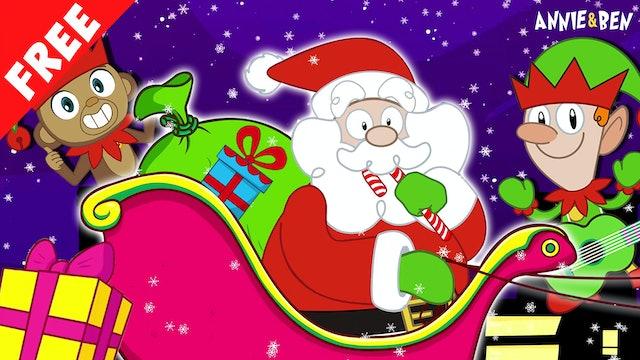 Santa Was His Name O