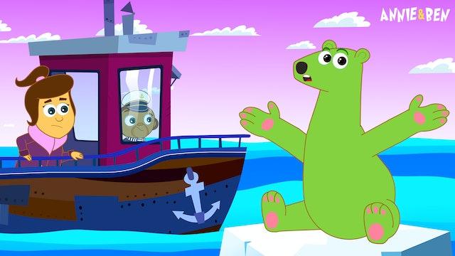 The Green Polar Bear