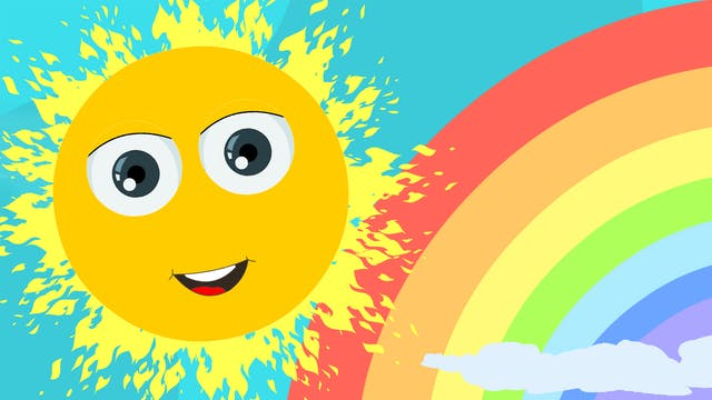 HooplaKidz  - Mr. Sun