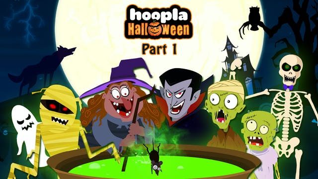 Hoopla Halloween - Part 1