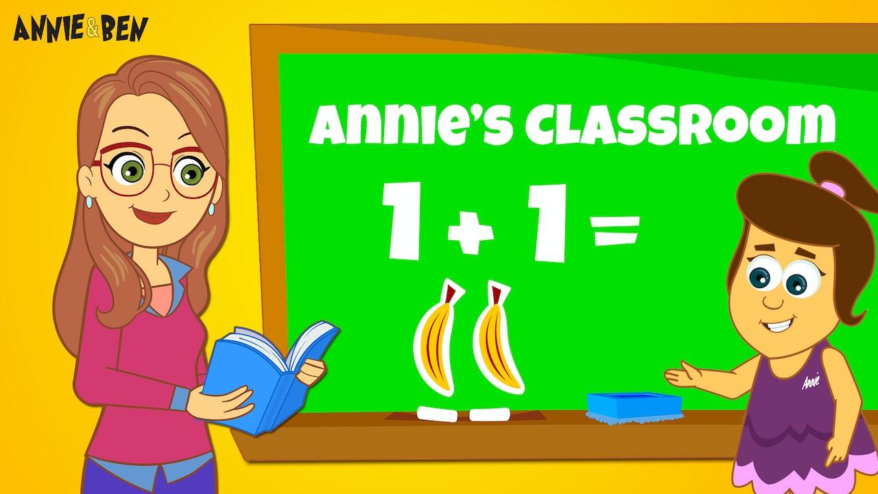 Annie's Classroom