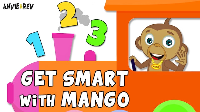 HooplaKidz - Get Smart With Mango