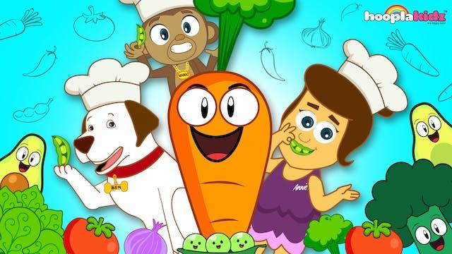 Annie & Ben - I Love Vegetables