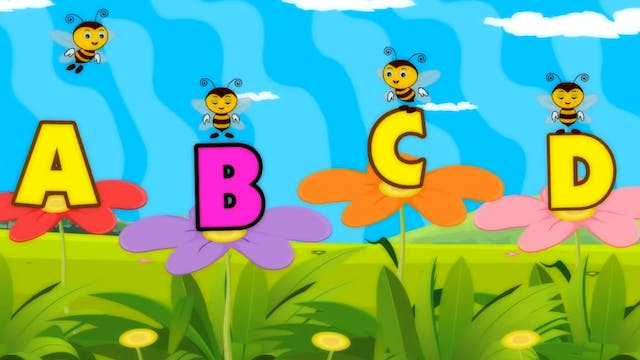 ABC Song with Honey Bees