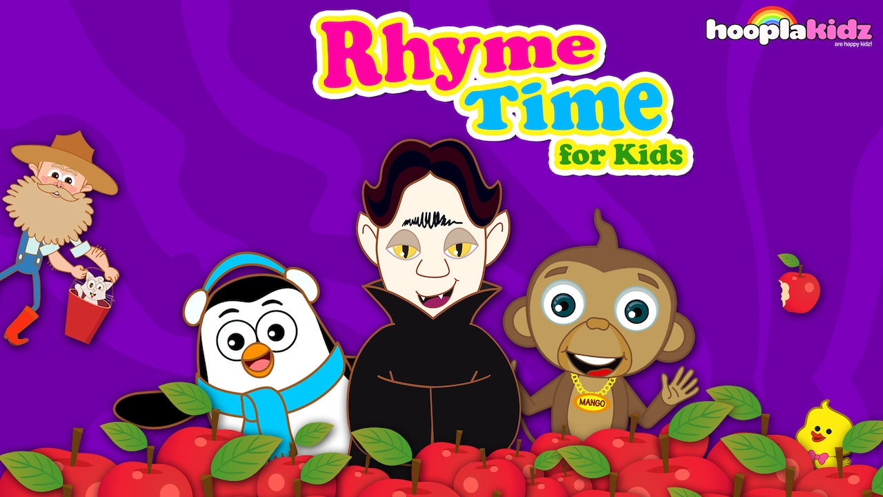 Rhyme Time For Kids