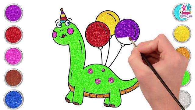 Chiki Art - Baby Dinosaur