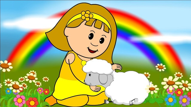 Mary Had A Little Lamb With Elly