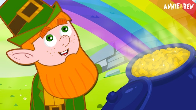 Mystery Of The Leprechauns Gold
