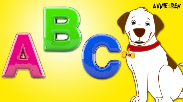 Annie and Ben - Learn Alphabets