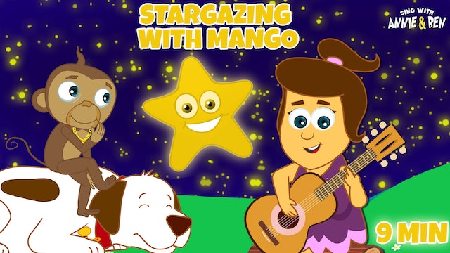Movie Of The Day - Stargazing With Mango
