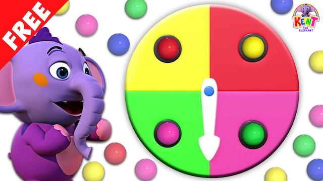 Kent Color Wheel