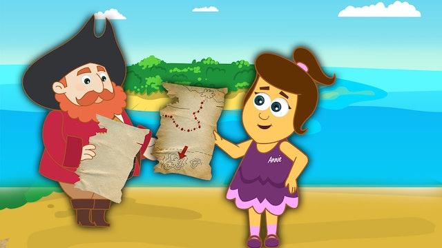 The Mystery On Treasure Island