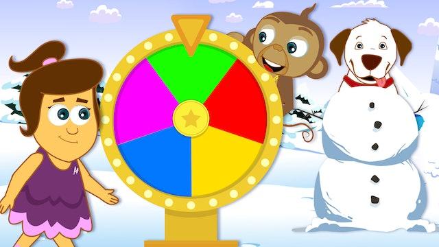 Annie's Color Wheel