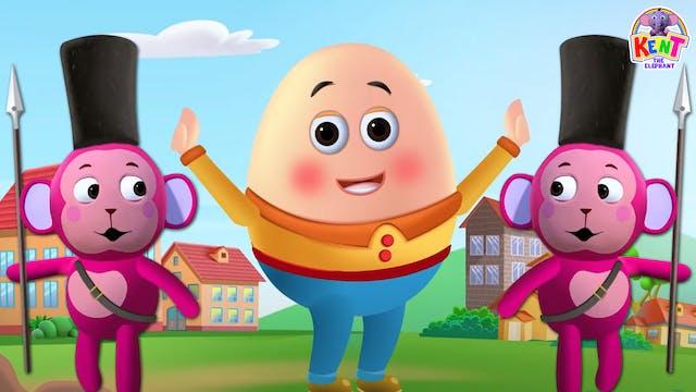 Kent The Elephant - Humpty Dumpty