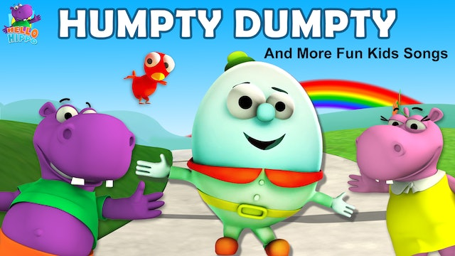 Humpty Dumpty And More Songs by Hello Hippo