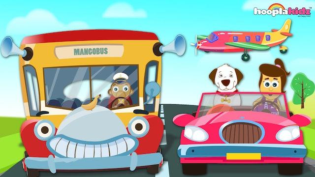 HooplaKidz - Vehicle Song