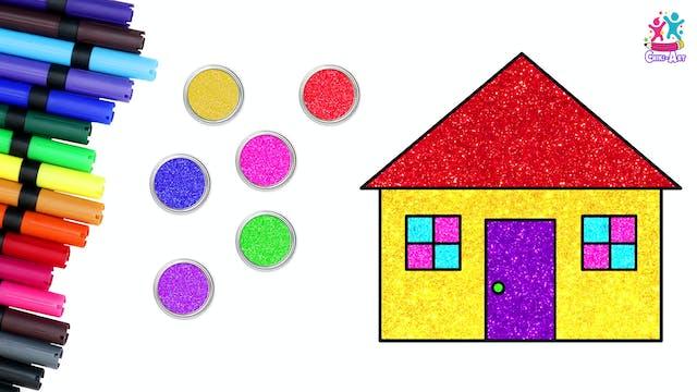 Chiki Art -Home Sweet Home