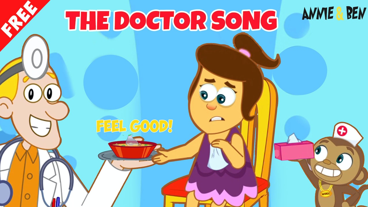 Special Of The Day - The Doctor Song