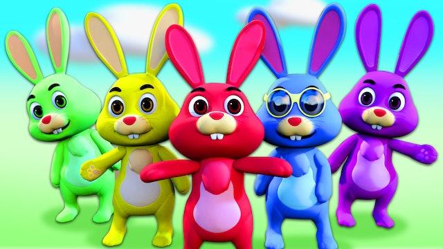 Bunny Finger Family