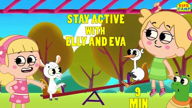 Movie of the Day - Stay Active with Elly & Eva