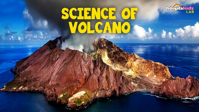 Science Of Volcano