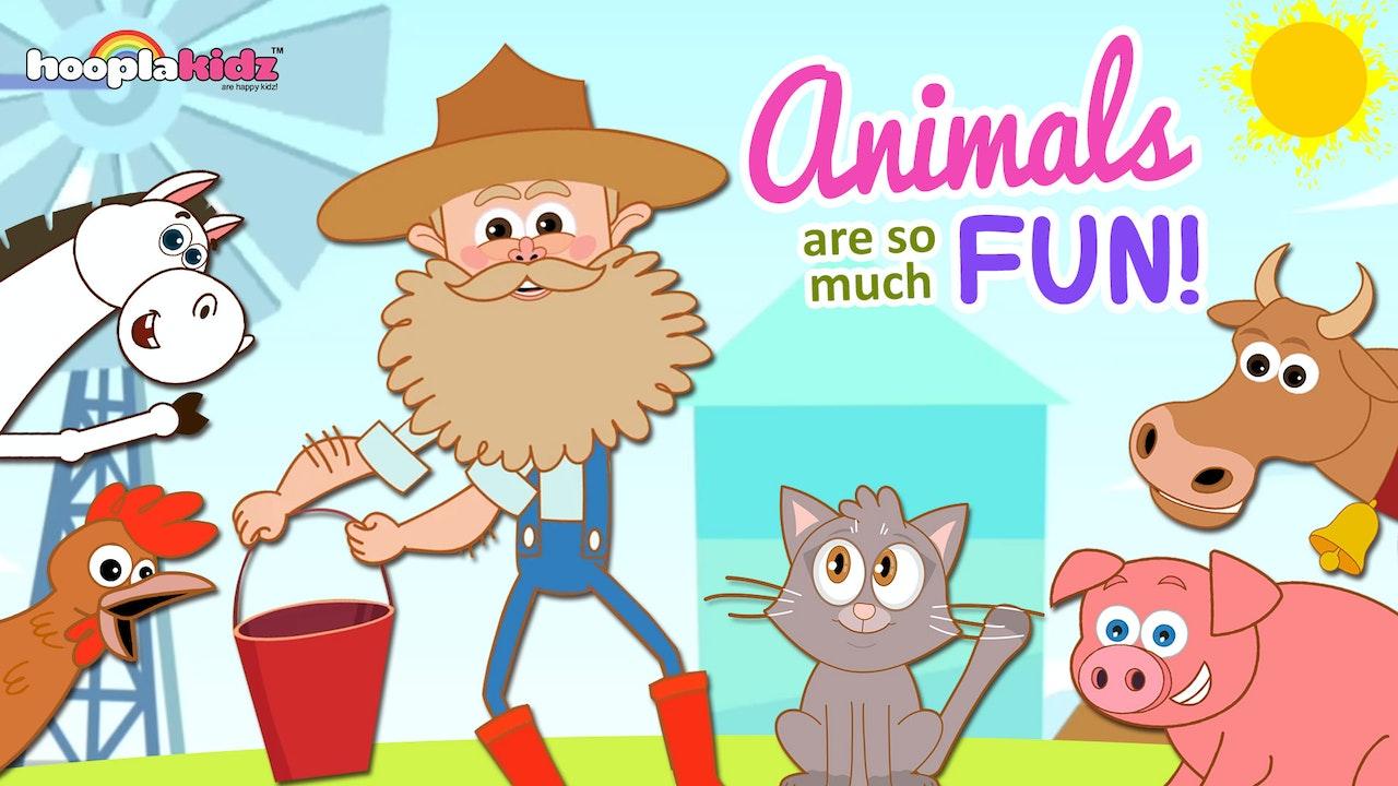 Animals Are So Much Fun