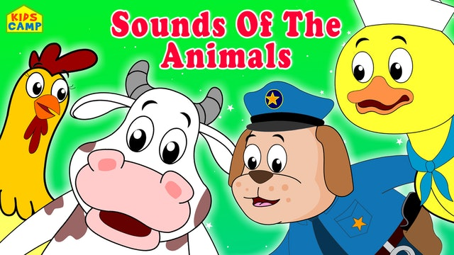 KidsCamp - Sounds Of The Animals