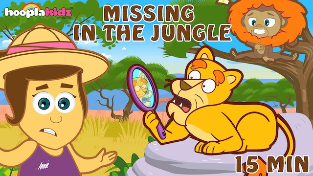 Movie Of The Day - Missing In The Jungle