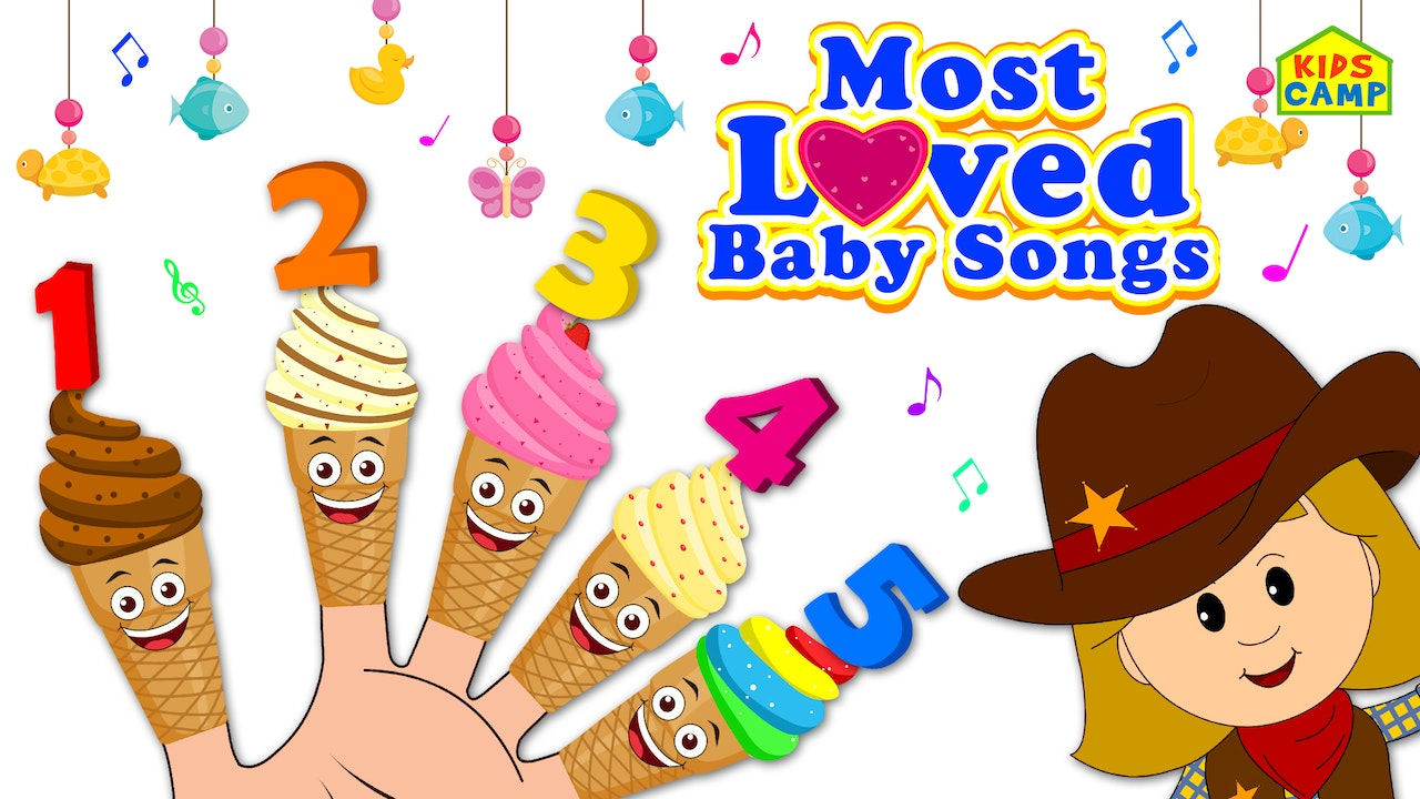 Most Loved Baby Songs at Kidscamp