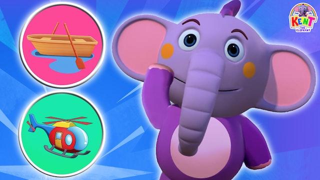 Kent The Elephant - What Vehicle Do I Need