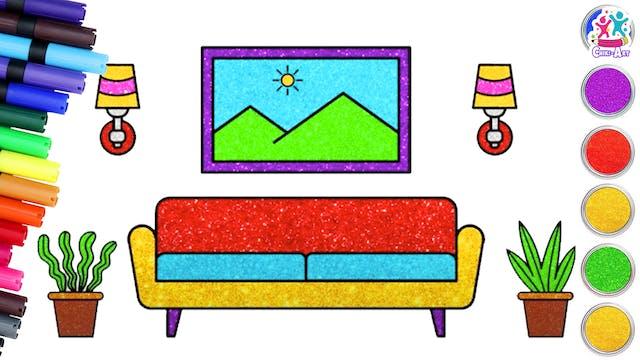 Chiki Art - Living Room