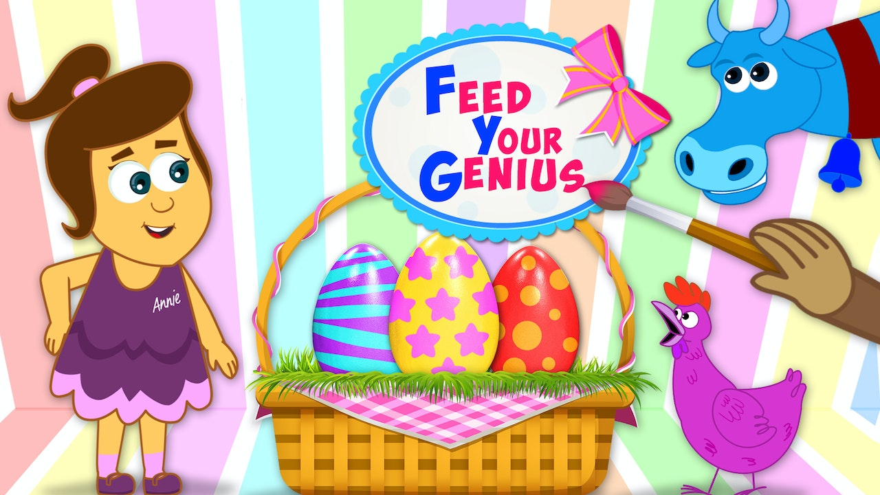 Feed Your Genius with Annie & Ben