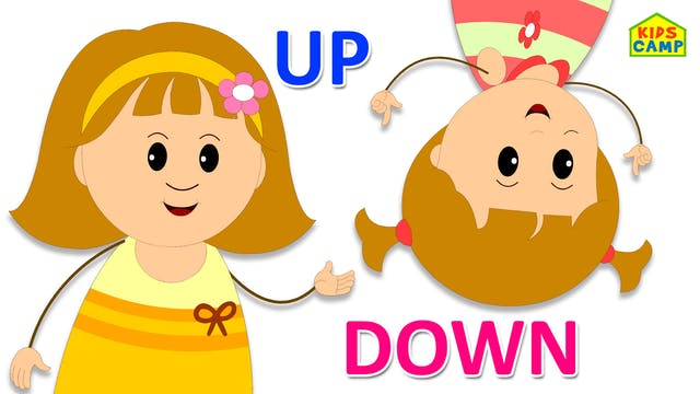 KidsCamp - Up And Down With Elly And Eva