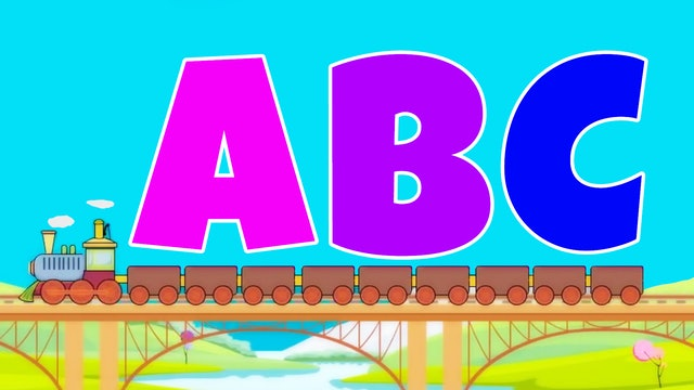 ABC Train Song