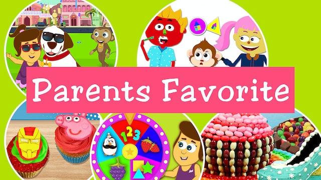PARENT'S FAVORITE (33 Videos)